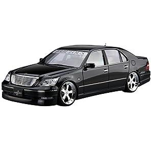 青島文化教材社 1/24 ザ・チューンドカーシリーズ No.12 トヨタ ファブレス UCF31 セルシオ 2003 プラモデル