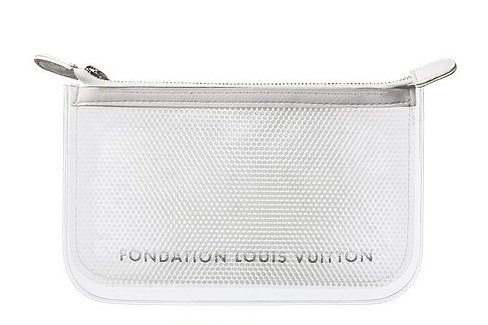 ルイヴィトン財団 美術館 限定品 FONDATION LOUIS VUITTON 限定 ポーチ ポルカドット  並行輸入品 [並行輸入品]