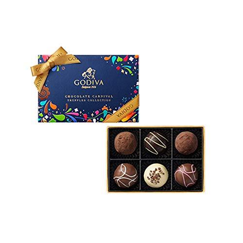 ゴディバ (GODIVA)チョコレート カーニバル トリュフ コレクション 6粒