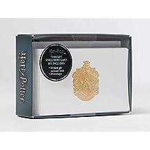 Harry Potter: Hufflepuff Crest Foil Gift Enclosure Cards (Set of 10)