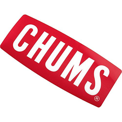 CHUMS(チャムス) ステッカーチャムスロゴラスモール Sticker CHUMS Logo Small CH621072 No Color Free