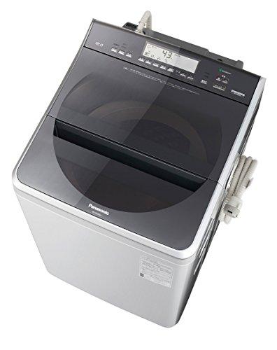 パナソニック 12.0kg 全自動洗濯機 温水泡洗浄W シルバー NA-FA120V1-S