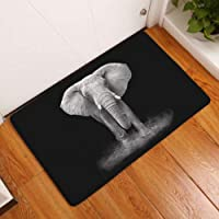 "FidgetGear Elephant Doormat Floor Mat Home Decor Area Rug Carpet Indoor Bath Door Entrance 15.7""X23.6""/40*60cm G"