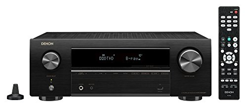 Denon AVレシーバー AVR-X550BT-K B07CT3Q5Z4 1枚目