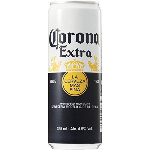 ビール コロナ・エキストラ 缶 355ml×24本