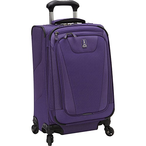"""トラベルプロ バッグ スーツケース Maxlite 4 21"""" Expandable Spinner Grape [並行輸入品]"""
