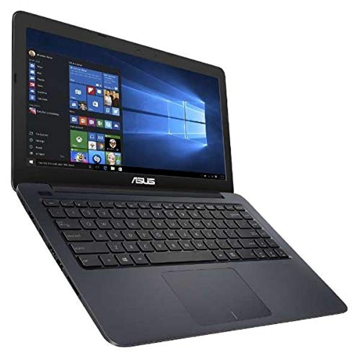 ビジュアル研究重荷ASUS E402WA〈Windows 10 Home (S モード) 64ビット/AMD E2-6110 /メモリ:4GB/eMMC:32GB>
