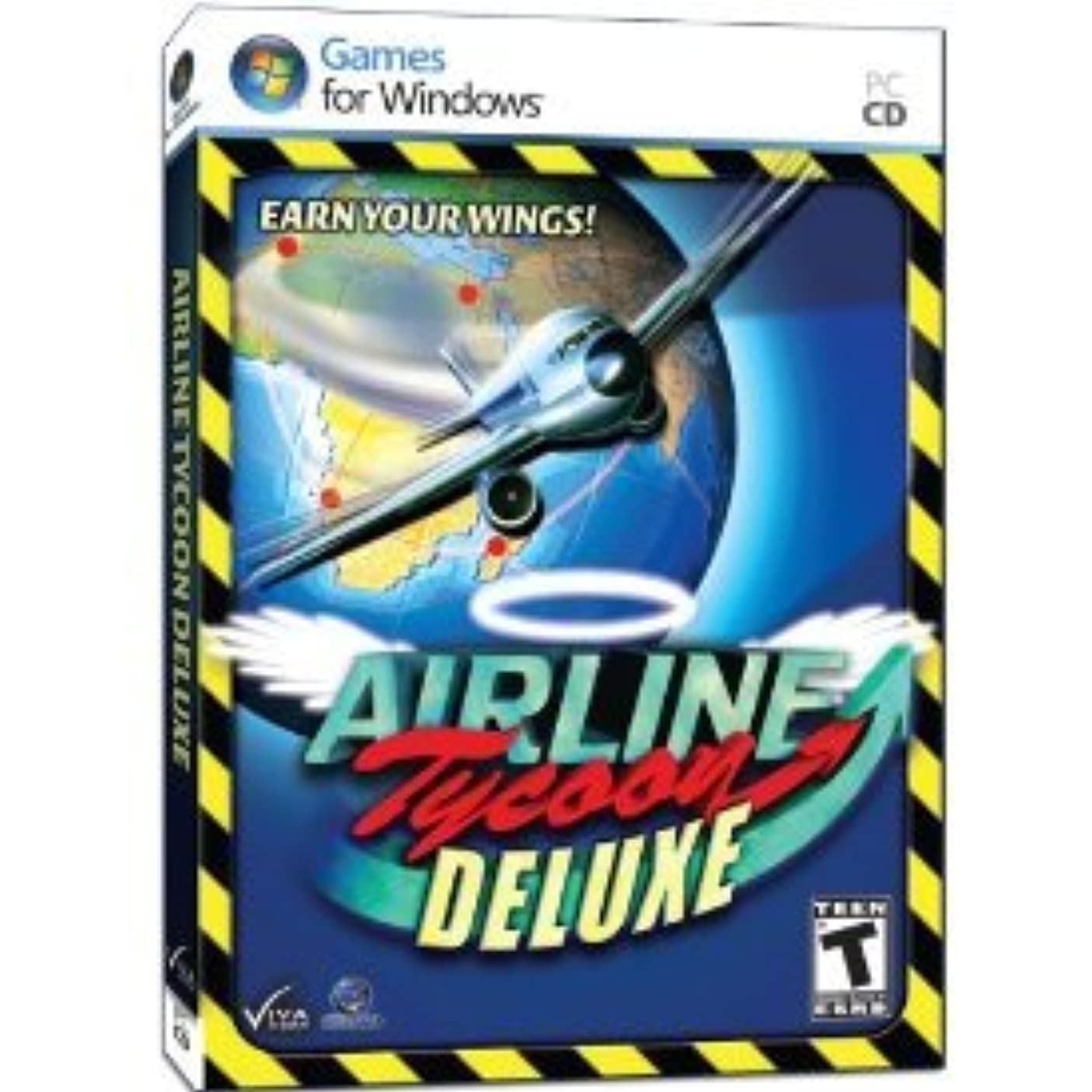 Airline Tycoon Deluxe (輸入版)