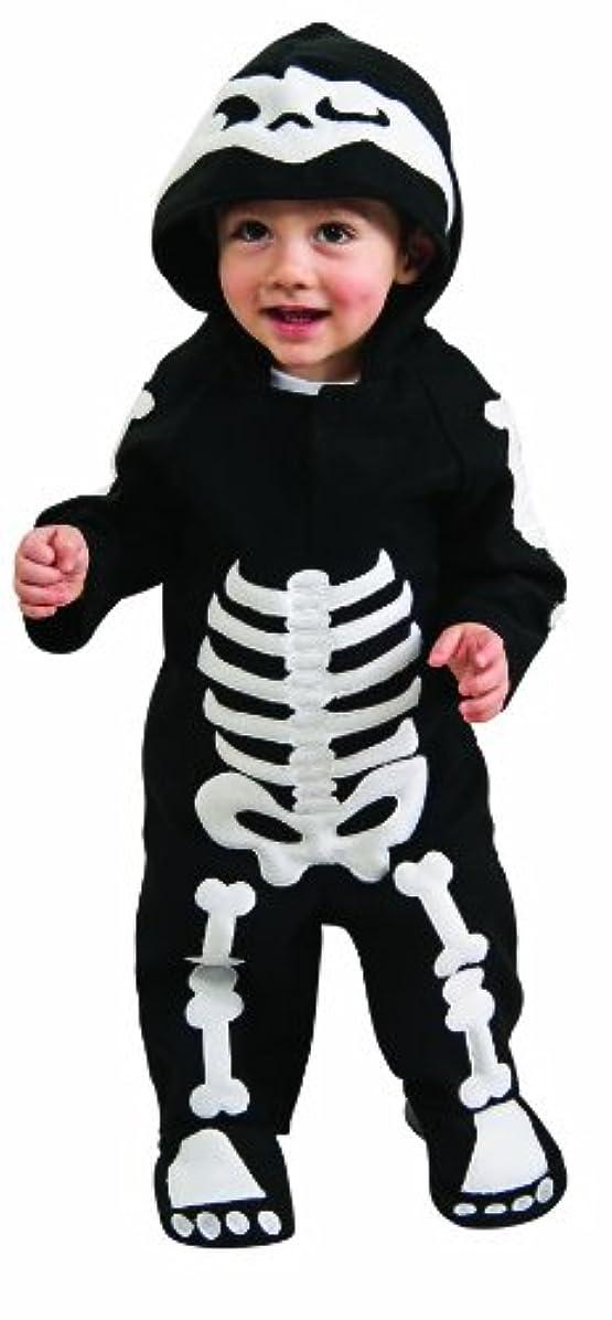 サスペンド実証する頂点Baby Skeleton Infant/Toddler Costume 赤ちゃんスケルトン幼児/幼児コスチューム サイズ:2-4T