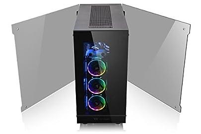 Thermaltake VIEW 91 TG RGB フルタワー型PCケース CS7097 CA-1I9-00F1WN-00