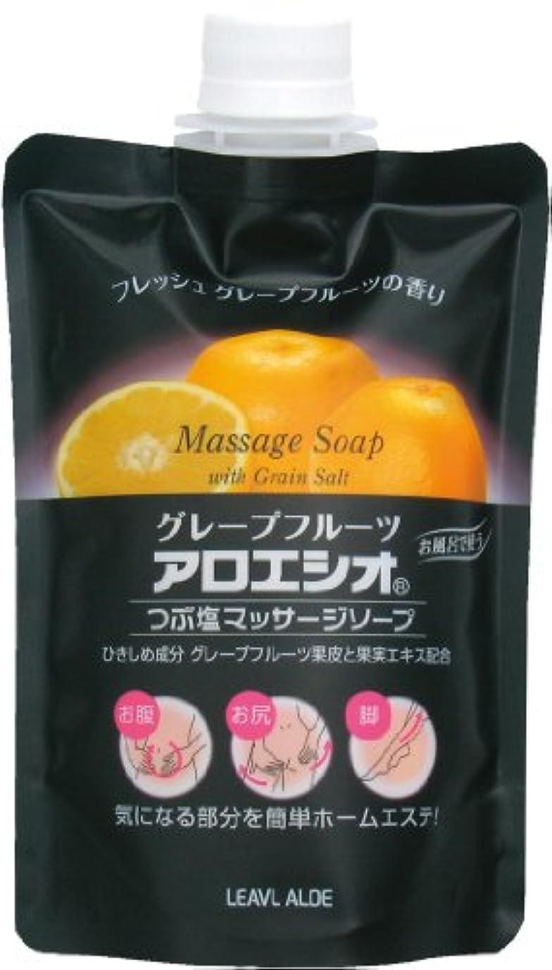 フィッティングマウスピース黄ばむ899 リーブルつぶ塩ボディソープ グレープフルーツアロエシオ 455g