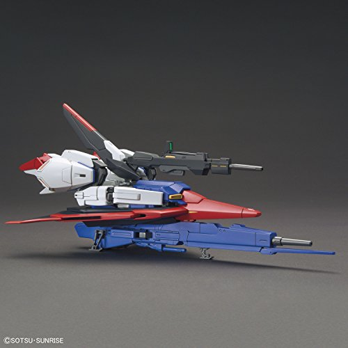HGUC -GUNPLA EVOLUTION PROJECT- 機動戦士Zガンダム ゼータガンダム 1/144スケール 色分け済みプラモデル