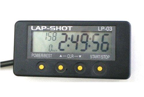 LAP SHOT (ラップショット) LAP SHOTIII (12Vバッテリー接続タイプ) [品番] LAPS30