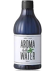 デイリーアロマジャパン アロマウォーター 加湿器用 350ml 日本製 水溶性アロマ - ハッカ