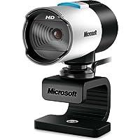 """Microsoft LifeCam Webカメラ。30fps。USB 2.0。5メガピクセル補間されます。1920x 1080ビデオ。CMOSセンサー。オート。フォーカス。マイク"""" Product Type :カメラ&光ファイバ/Webカメラ"""""""