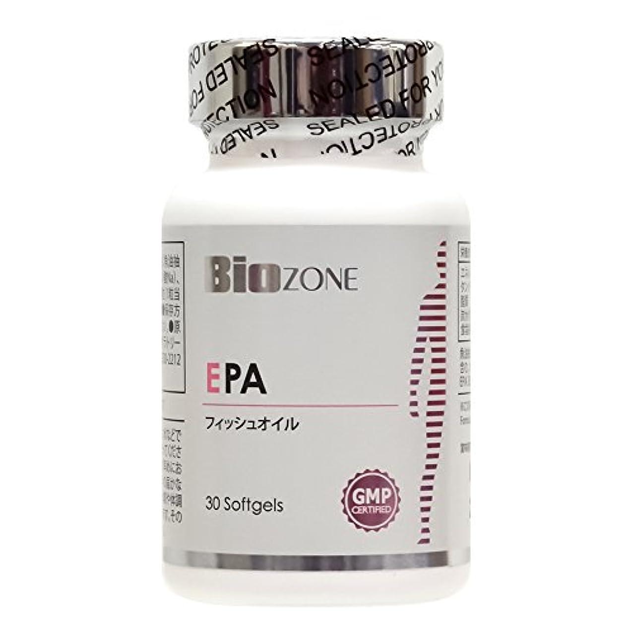 公園適応する高くダグラスラボラトリーズ バイオゾーン(BioZONE) サプリメント EPA 30粒 30日分