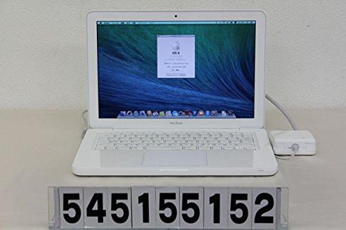 【中古】 Apple MacBook Core2Duo-2.4GHz/4G/250G/MULTI/AirMAC/13.3W/OSX
