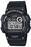 [カシオ] 腕時計 カシオ コレクション W-735H-1AJH メンズ ブラック