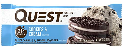 Quest Nutrition(クエストニュートリシ