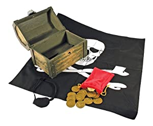 Melissa & Doug Pirate Chest (並行輸入品)