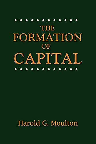 Download The Formation of Capital 0944997082