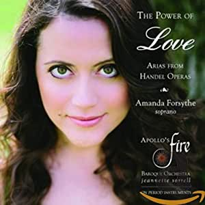 The Power of Love: Arias from Handel Operas