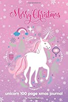 Unicorn Journal for Kids ages 4 and upwards: A 6x9 children's Notebook for home or travel, it contains 100 pages of college lined note paper with sub headings for Morning, Noon, Evening and Night.