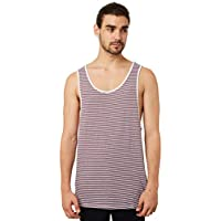 Silent Theory Men's Base Mens Singlet Cotton