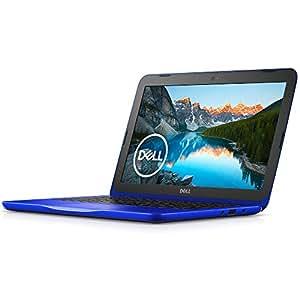 Dell ノートパソコン Inspiron 11 3180 AMD-A6 Windows10/11.6インチHD/4GB/32GB/eMMC/ブルー/18Q11BL