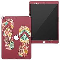 igsticker iPad Air 10.5 inch インチ 専用 apple アップル アイパッド 2019 第3世代 A2123 A2152 A2153 A2154 全面スキンシール フル 背面 液晶 タブレットケース ステッカー タブレット 保護シール 004571