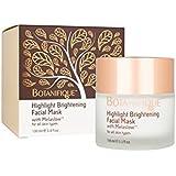 Botanifique Highlight Brightening Facial Mask 100ml/3.3oz並行輸入品