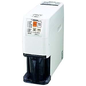 象印 精米機 圧力循環式 玄米5合 ホワイト BT-AG05-WA