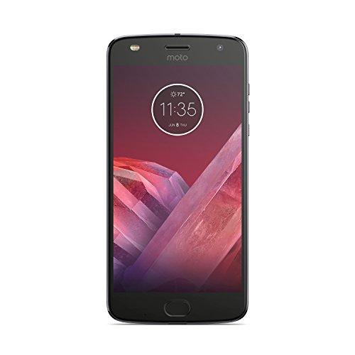 モトローラ SIM フリー スマートフォン Moto Z2 Play 4GB ルナグレー 国内正規代理店品 AP3835AC3J4