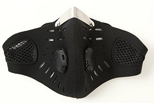 トレーニングマスク 低酸素 フェイスマスク フィルター付き...
