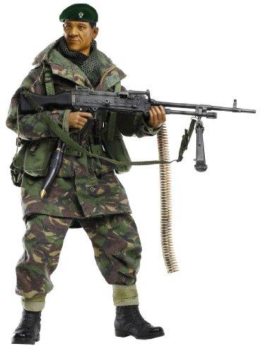 ドラゴン 1/6 イギリス軍エジンバラ公第7グルカライフル連隊第1大隊 グルカ族兵 ダーク・グルン フォークランド紛争1982年