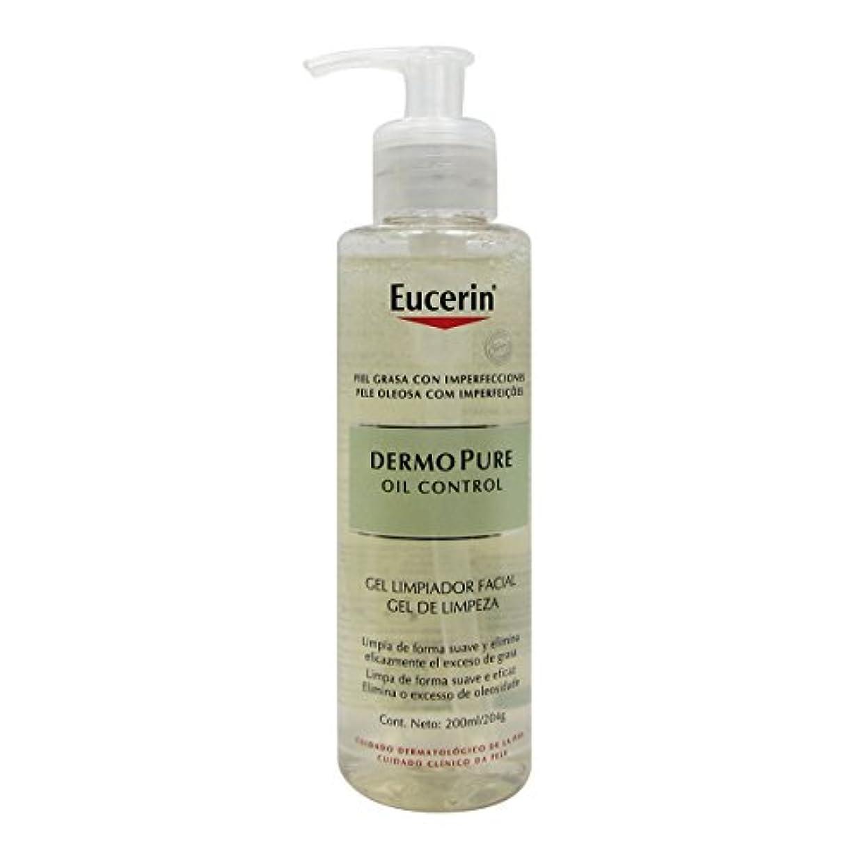 Eucerin Dermopure Cleansing Gel 200ml [並行輸入品]