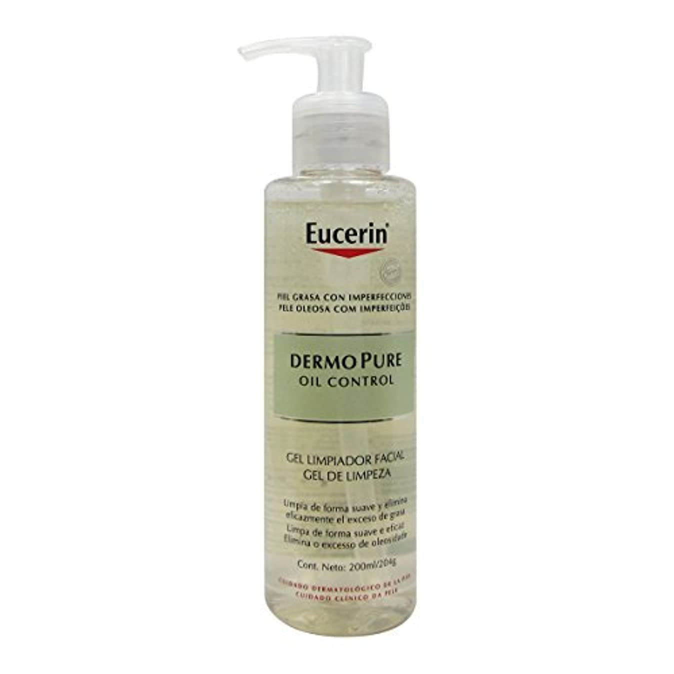 Eucerin Dermopure Cleansing Gel 200ml [並行輸入品]