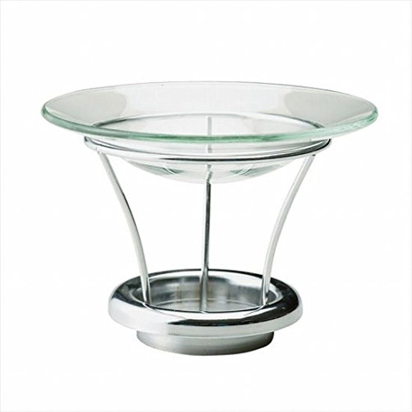 ローブエージェント実現可能性カメヤマキャンドル( kameyama candle ) シルエットグラス用アロマウォーマーキット キャンドル