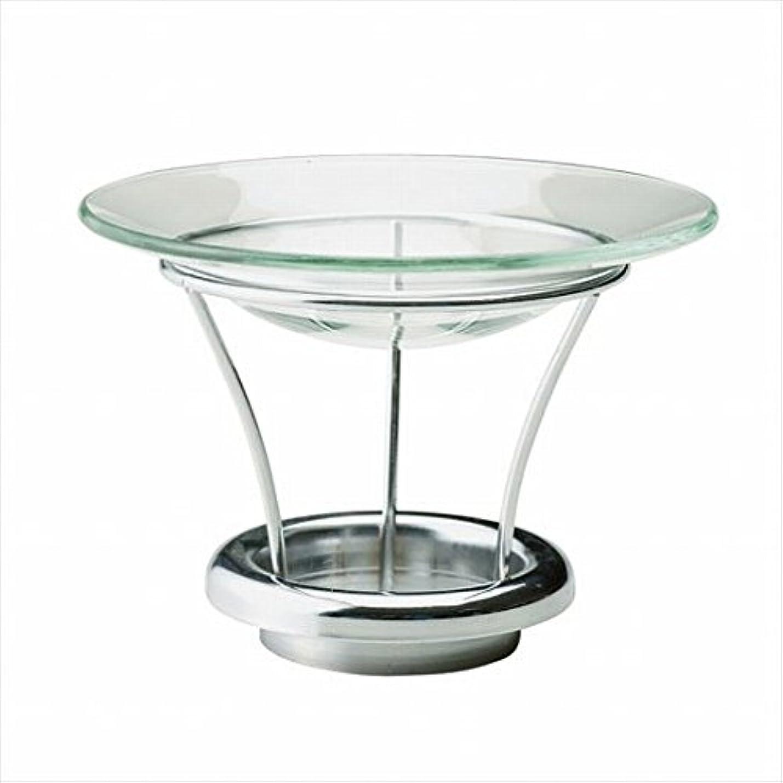 取り出す主張確立カメヤマキャンドル( kameyama candle ) シルエットグラス用アロマウォーマーキット キャンドル