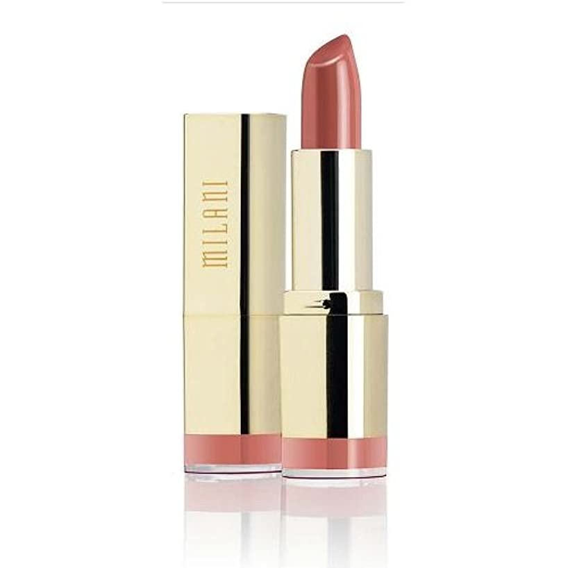 弱まる矢じり矩形(3 Pack) MILANI Color Statement Lipstick - Naturally Chic (並行輸入品)