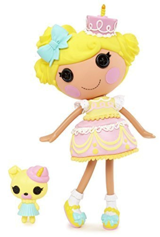 輸入ララループシー人形ドール Lalaloopsy Candle Slice O'Cake Doll [並行輸入品]