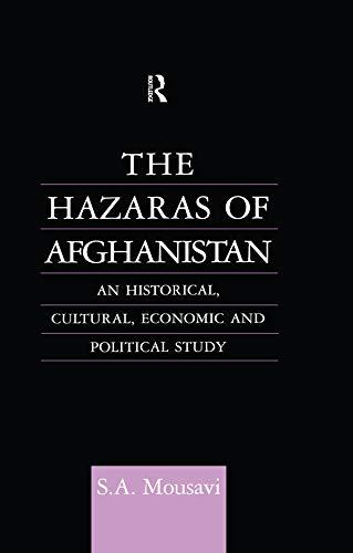 The Hazaras of Afghanistan (English Edition)