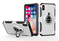 iPhone Xs Max Case,iPhone Xs Max Cover, Ultra-Slim バンパー Drop-Protection Anti-Scratch/Fingerprint case compatible with iPhone Xs Max