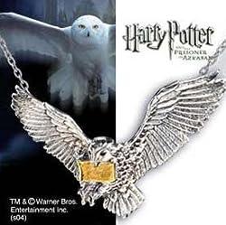 ハリーポッター ヘドウィグ シルバー製ネックレス