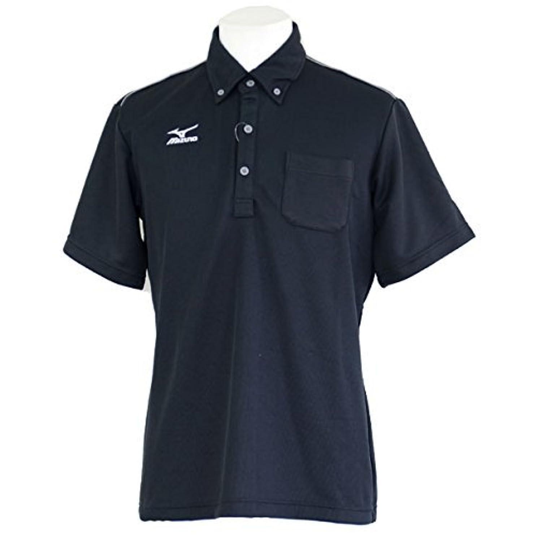 自動的に平均開発するMIZUNO(ミズノ) 半袖 ポロシャツ メンズ (12jc7h93)