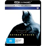 Batman Begins BD 4K UHD