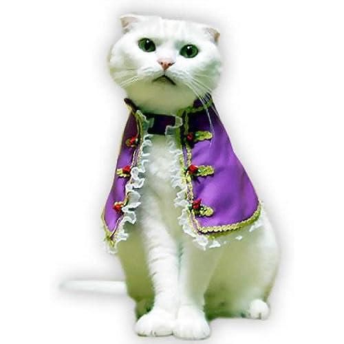 ヘンリー王子ちゃまのコート(パープル)