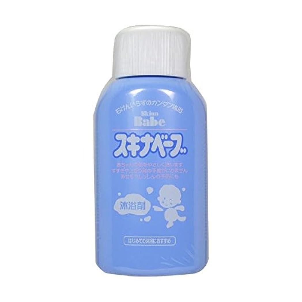 利用可能ドキドキスラッシュスキナベーブ 200ml(入浴剤)×2個