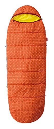 コールマン 寝袋 エッグマミー/C6 クリスタルオレンジ [使用可能温度6度] 2000027277