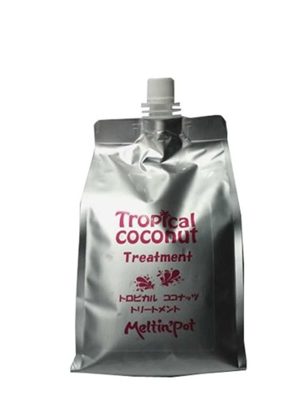 バー記述する仲介者トロピカルココナッツ トリートメント 詰め替え 1000ml  Tropical coconut treatment